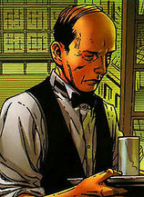 When Mr. Stark had his drinking...problem, sometimes his scotch was apple juice. Sometimes it was scotch, and sometimes it was his own highly alcoholic urine. He only complained when it was scotch.