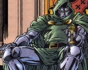 Doom only uses the article THE. Everything else lacks confidence.